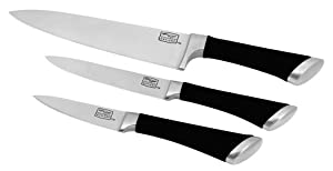 Chicago Cutlery Fusion 3-Piece Prep Knife Set