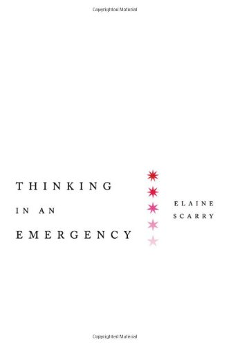 Thinking in an Emergency (Amnesty International Global...