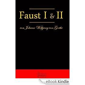 Faust 1 & 2: Originaler Text mit vielen Abbildungen (German Edition)