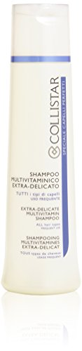 Collistar - Shampoo Multivitaminico, Extra-Delicato - 250 ml