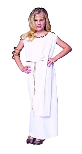 Child's Greek Goddess Athena Costume Size (12-14)
