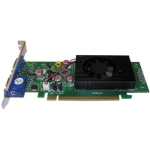 Jaton VIDEO-PX8400GS-EXI nVidia GeForce 8400GS 512MB DDR2 DVI/VGA/HDTV Low Profile PCI-Express Video Card