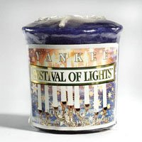 Festival of Lights Yankee Candle Votive