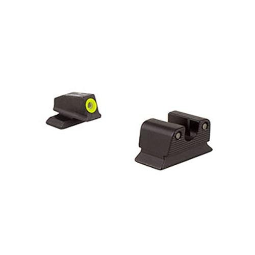 Trijicon Beretta Px4 Hd Yellow Front Outline Night Sight Set