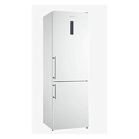 Panasonic NR-BN32AWA Autonome Blanc 222L 85L A++ - réfrigérateurs-congélateurs (Autonome, Blanc, Bas-placé, A++, SN, T, 4*)