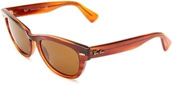 雷朋Ray-Ban RB4169 Laramie Wayfarer Sunglasses意大利时尚太阳镜$85.79