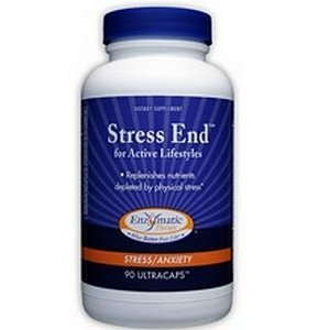 Thérapie enzymatique stress-end, 90 capsules