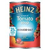 Heinz Classic Reduced Salt Cream Of Tomato Soup 400g