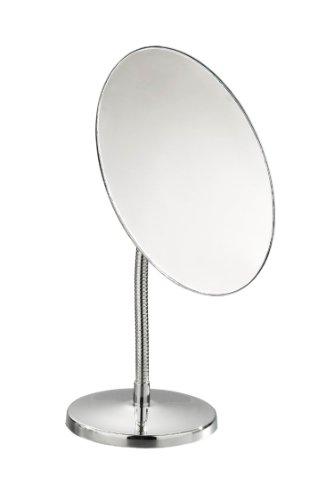 Premier Housewares 16 Cm Mirror with Flexible Stand