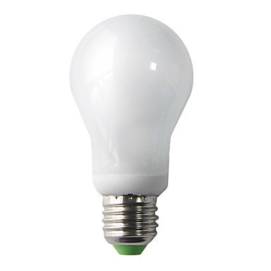 Rayshop - A65 E27 23W 1280Lm 2700K Cri>80 Warm White Light Cfl Globe Bulb (220-240V)
