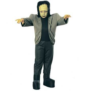 Universal Studios - Monsters Frankenstein Costume (Boy's Children's Costume)