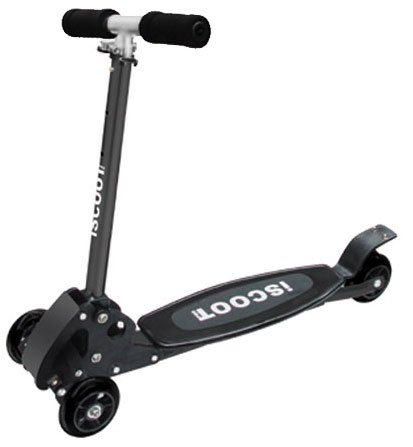 Iscoot scooter t-bar / bobbi-board for kids / children / boys / girls / childrens / kickboard