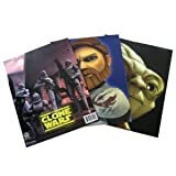 Star Wars Portfolios - 2 Pcs Folders Set