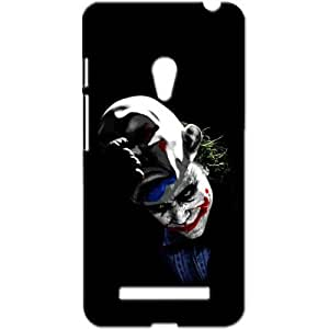 Crackndeal MOWI11 Back cover for Asus Zenfone 5, (Multi-coloured)