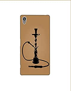 Sony Xperia Z5 Premium nkt02 (87) Mobile Case by Mott2 - Desi Style Hookah - ... (Limited Time Offers,Please Check the Details Below)