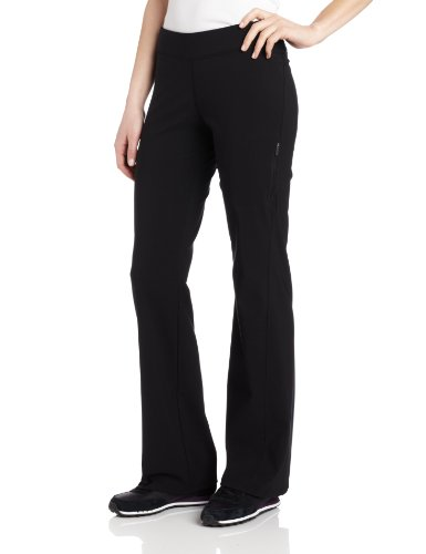 Columbia Women's Back Beauty Boot Cut Pant, Black, Medium Regular (Columbia Omni Shield Pants compare prices)