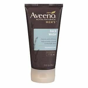 Aveeno Active Naturals Men's Face Wash