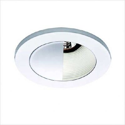 "4"" Low Voltage Wall Washer Recessed Lighting Trim"