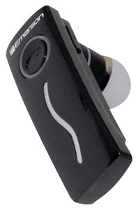 Emerson Em 750Bl Wireless Bluetooth Headset (Black)