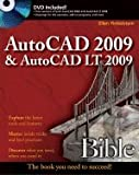 img - for AutoCAD 2009 and AutoCAD Lt 09 Bible book / textbook / text book