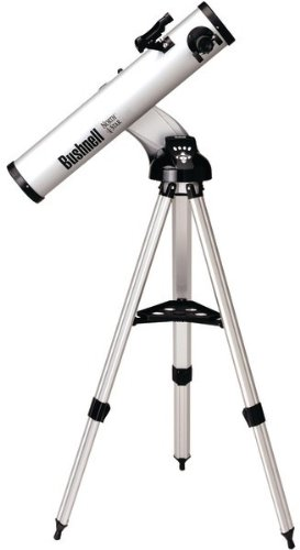 "Bushnell - Northstar(R) Talking Reflector Telescope (900Mm X 4.5"") *** Product Description: Bushnell - Northstar(R) Talking Reflector Telescope (900Mm X 4.5"") Real Voice Output? (Rvo) Describes The Night Sky In A Human Voice 1.25"" Eyepiece Power- ***"