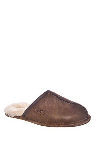 Men's Scuff Deco Slipper