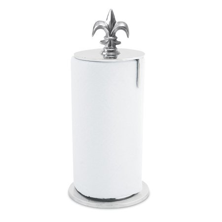 aluminum-paper-towel-holder-fleur-de-lis-by-first-alliance-marketing-group-llc