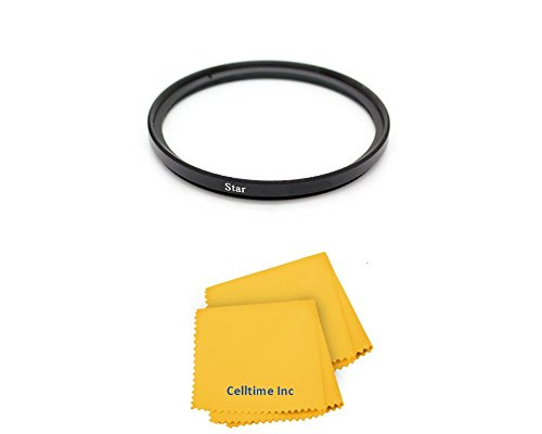 77Mm High Definition Enhancing 6-Point Star Cross Filter For Canon Super Wide Angle Ef 17-40Mm F/4L Usm, Canon Super Wide Angle Ef-S 10-22Mm F/3.5-4.5 Usm, Canon Telephoto Ef 100-400Mm F/4.5-5.6L Is Usm, Canon Telephoto Ef 70-200Mm F/2.8L Is Usm, Canon Te