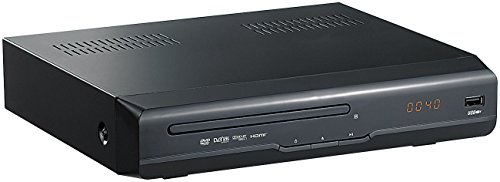 auvisio Digitaler 3in1 HD-Sat-Receiver DSR-290.DVD m. Aufnahmefunktion