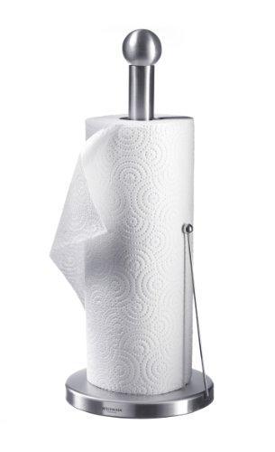 Westmark Non-Slip Stainless Steel Paper Towel Holder