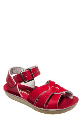 Salt-Water Sandals 8004 Children's Flat Sandal
