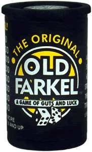 Old Farkel Pocket Farkel Dice Game - Game of Guts and Luck