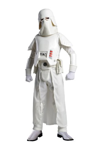 Star  (Deluxe Kids Stormtrooper Costumes)