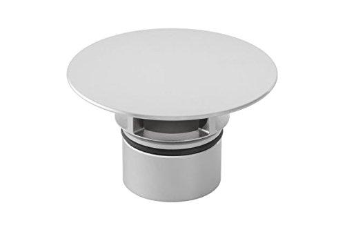 Ventilabdeckung Clou hochglanz-verchromt, 241993211