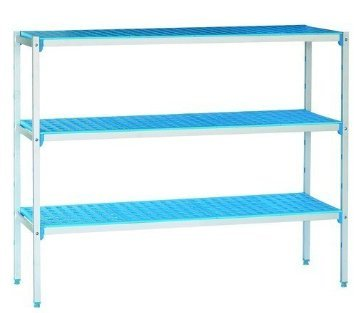 Mallard Ferriere 3-Tier Shelves Lg 7148-1480 MM