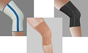 Spiral Stay Compression Support Knee Brace Elastic Knee Brace