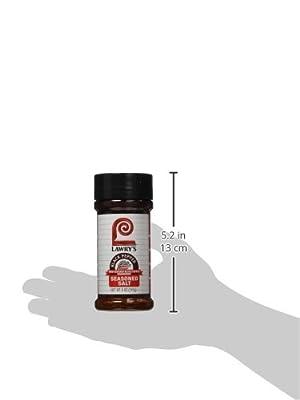Lawry's Black Pepper Seasoned Salt, 5 ounces from Unilever