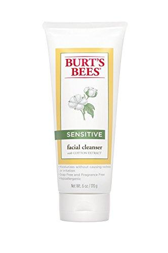 burts-bees-reinigungslotion-fur-empfindliche-haut-mit-baumwollextrakt-1er-pack-1-x-170-g