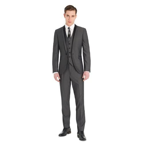 Top 10 Mens 2 Piece Suits In Grey