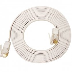 50' Ultra Flat CAT6 Patch Cable