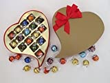 Mothers Day Gift for Mom & Grandma on Mothers Day lindt tear drop gift box with lindor truffles for mom and grandmother on their special mothers day