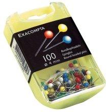 exacompta-epingles-spheriques-boite-de-100-oe-4-mm-couleurs-assorties