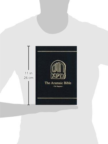 Targums Neofiti 1 and Pseudo-Jonathan: Leviticus (Aramaic Bible)