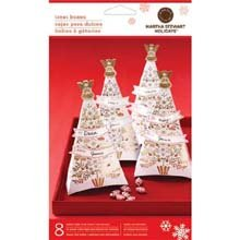 Elegant Tree Treat Boxes