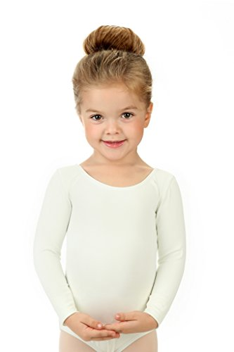 elowel-girls-team-basics-long-sleeve-leotard-ivory-size-4-6