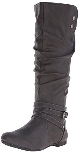 giani-bernini-deanaa-damen-us-8-schwarz-mode-knie-hoch-stiefel
