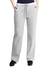 M&S Collection Wide Striped Waistband Joggers