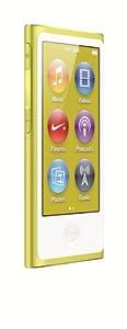 Apple iPod nano 16GB Yellow (7th Generation) NEWEST MODEL