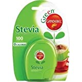 Canderel 100 Green Tablets with Stevia