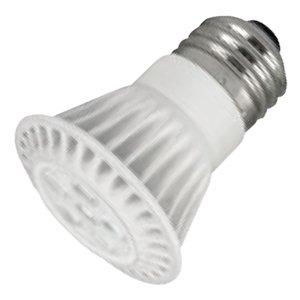 Dimmable Led - 7 Watt - Par16 - 50W Equal - 40 Deg. Flood - 2400K Warm White - Tcp Led7P1624Kfl